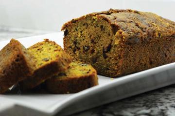 Zucchinni-Bread